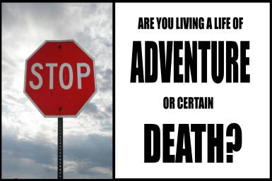 ADVENTURE OR DEATH2