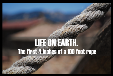 4 INCHES OF 100 FOOT1
